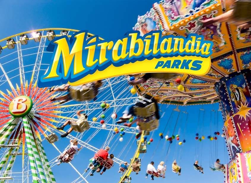 MIRABILANDIA divertimento senza fine!