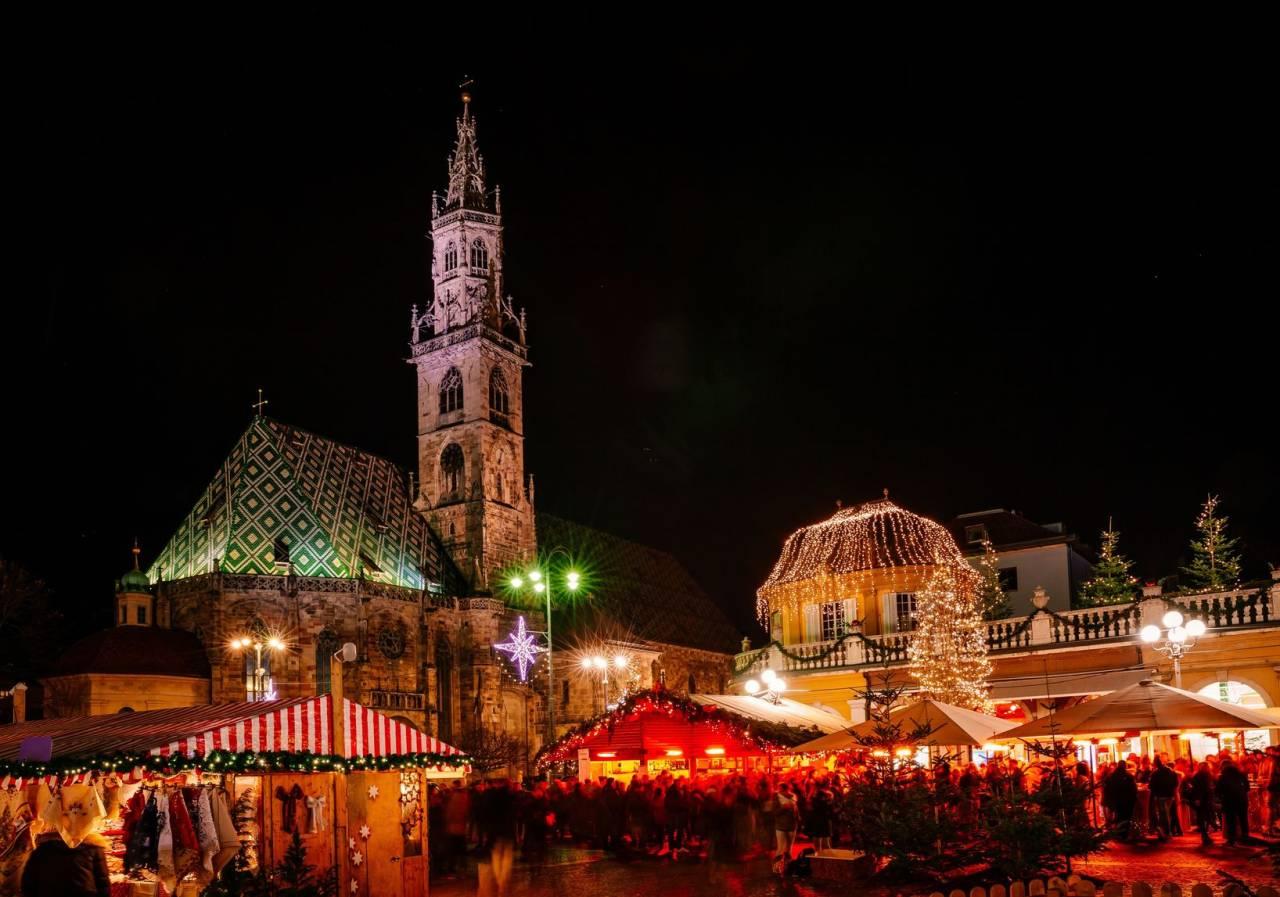 Mercatini di Natale nelle Dolomiti a San Candido, Cortina d'Ampezzo Brunico e Vipiteno -  PARTENZA CONFERMATA