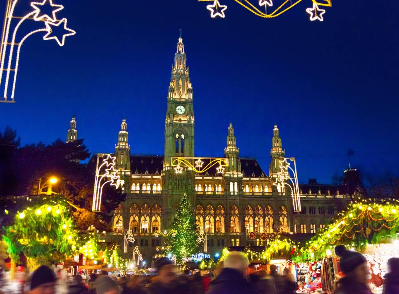 Mercatini di Natale a VIENNA, GRAZ E KLAGENFURT