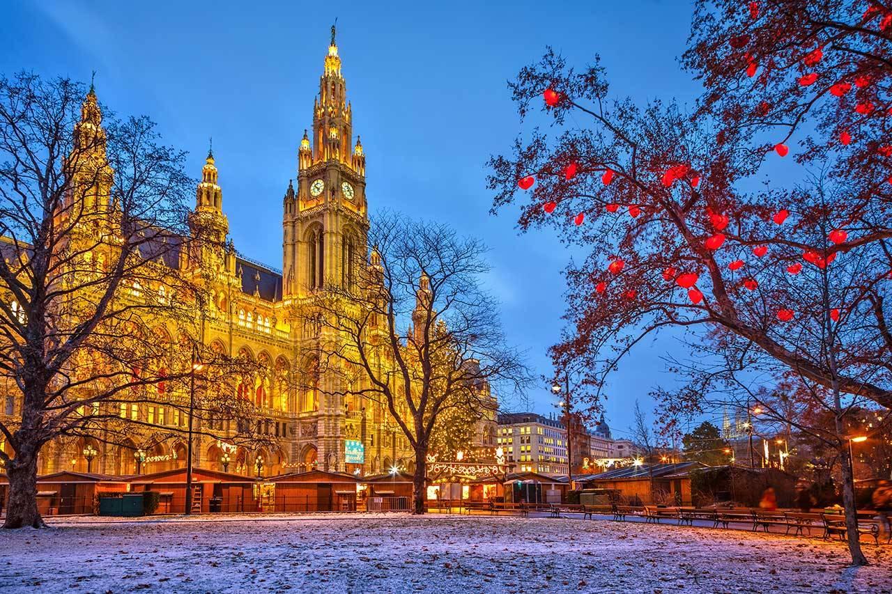 Mercatini di Natale a VIENNA, GRAZ E KLAGENFURT -  PARTENZA CONFERMATA