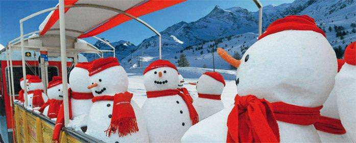 BERNINA EXPRESS, MILANO E IL FIDENZA OUTLET VILLAGE