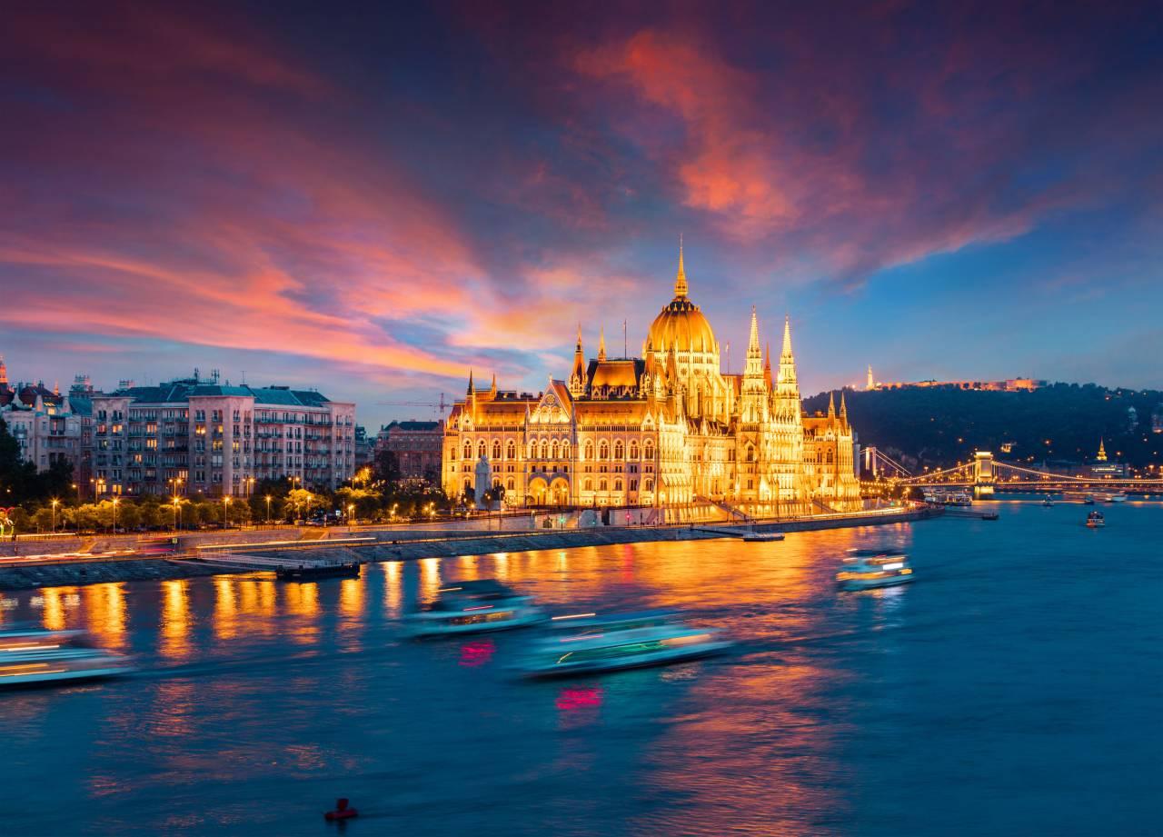 Capodanno 2020 a BUDAPEST e le Terme SZÉCHENYI