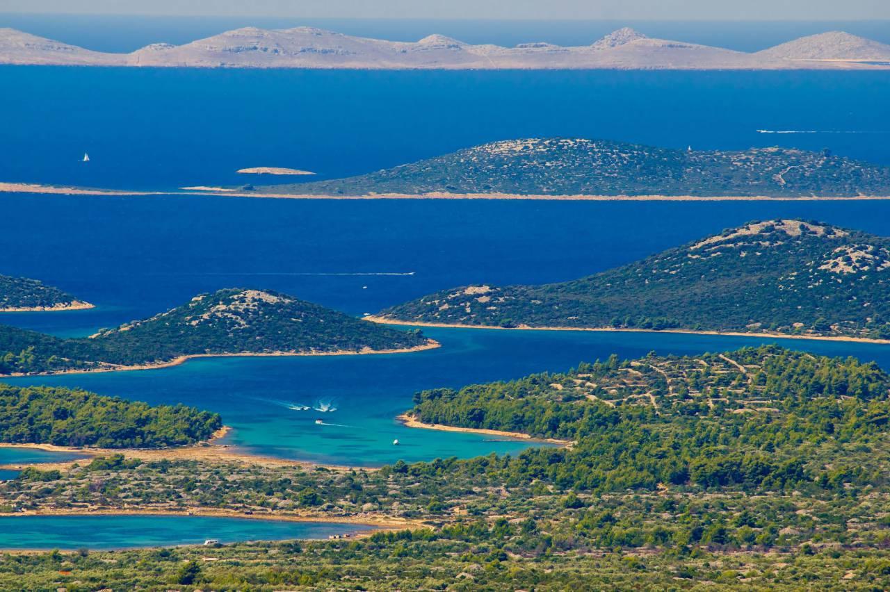 DALMAZIA e Isole Kornati