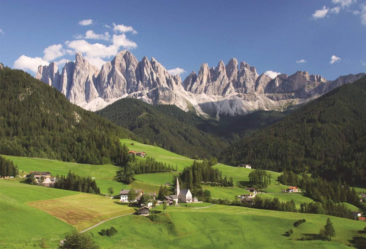 """Dolomiti: sullo scenario di """"Un passo dal cielo"""""""