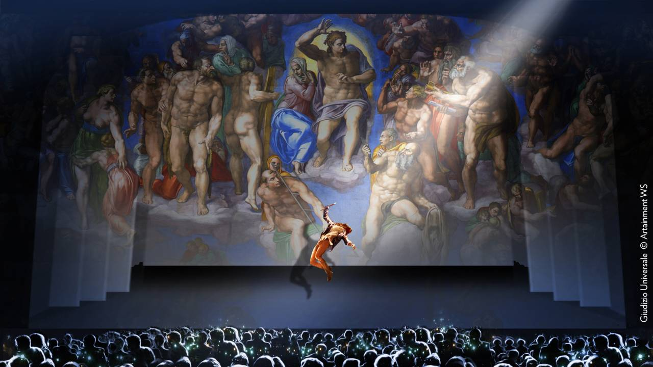 GIUDIZIO UNIVERSALE - ROMA Auditorium Conciliazione