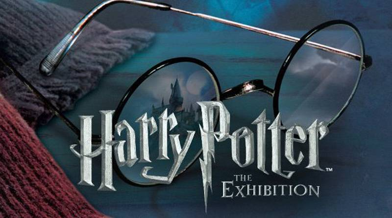 EXTRA CATALOGO - HARRY POTTER  The Exhibition
