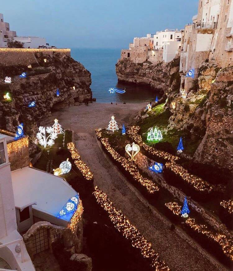 Capodanno 2019 nel Salento e Mercatini di Alberobello e Polignano