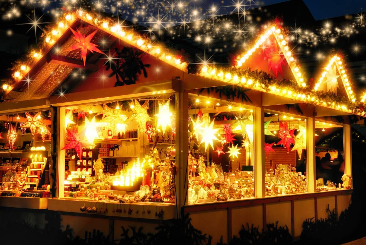 La magia dei Mercatini di Natale della Carinzia sul lago Wörthersee
