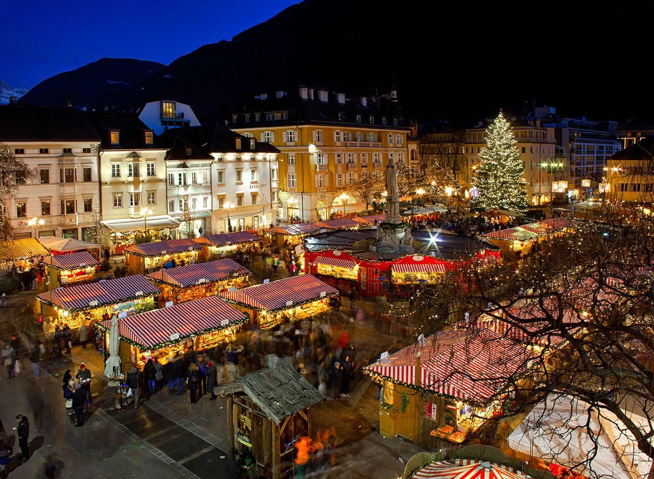 Mercatini di Natale in Süd Tirol