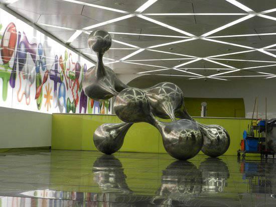 NAPOLI - Metro dell'Arte