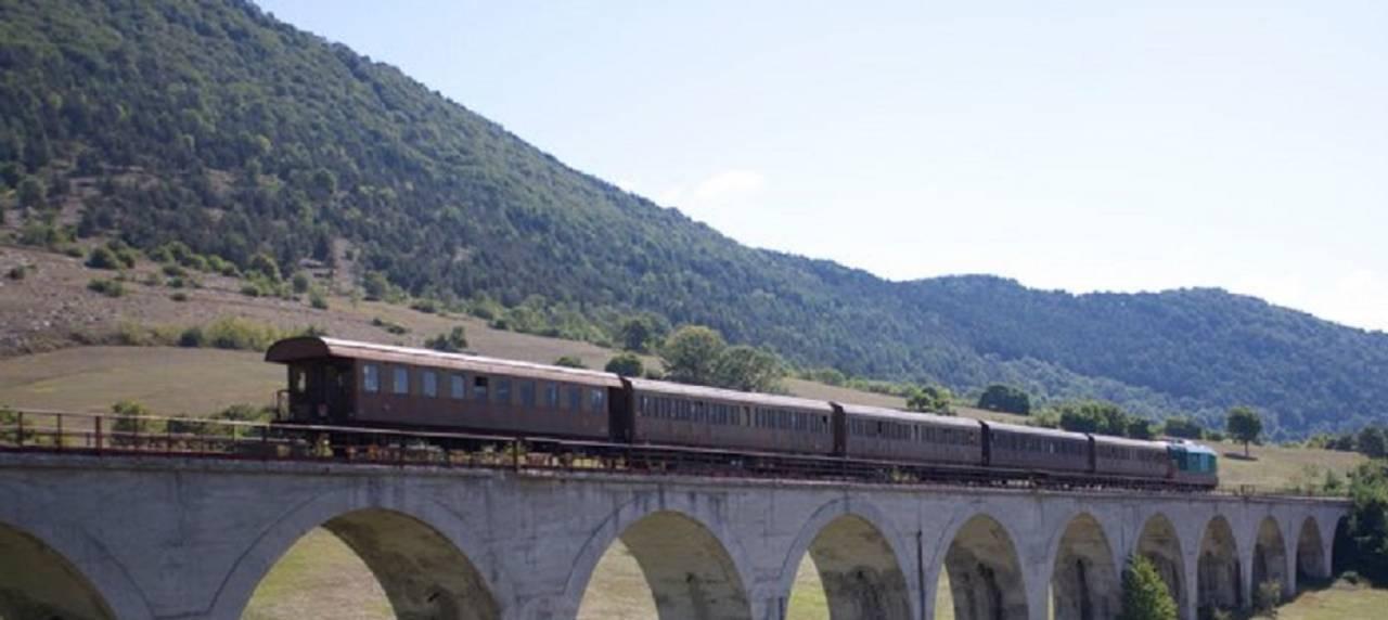 TRANSIBERIANA D\'ITALIA: Sulmona - Isernia