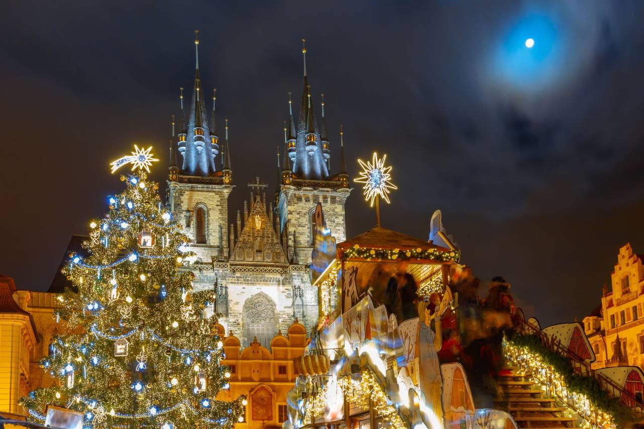 Mercatini di Natale a Praga: suggestioni di Magie e Leggende