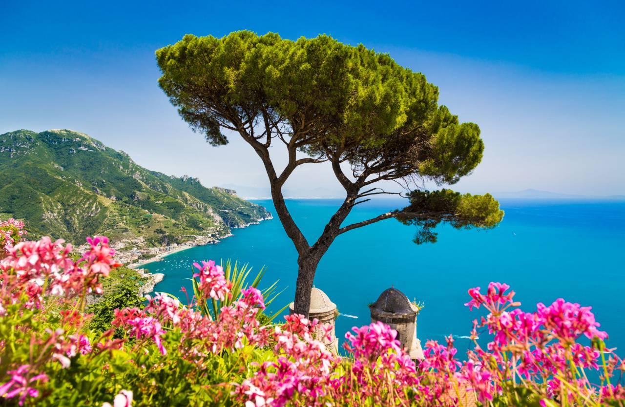 RAVELLO E AMALFI, perle della Costiera Amalfitana