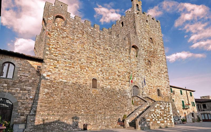 Castellina in Chianti, Abbazia di San Galgano e Eremo di Montesiepi con la spada nella roccia