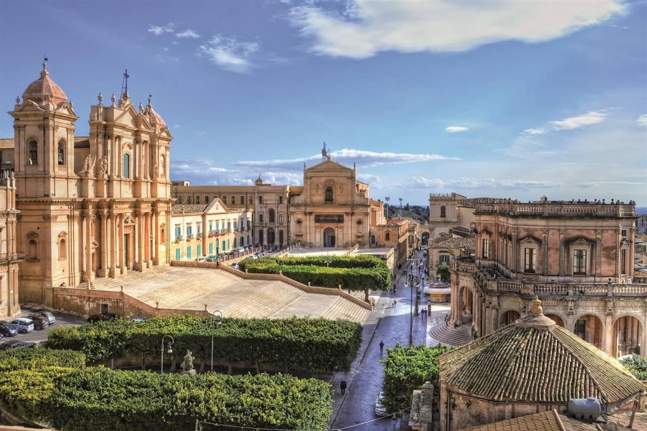 Sicilia e Isole Eolie