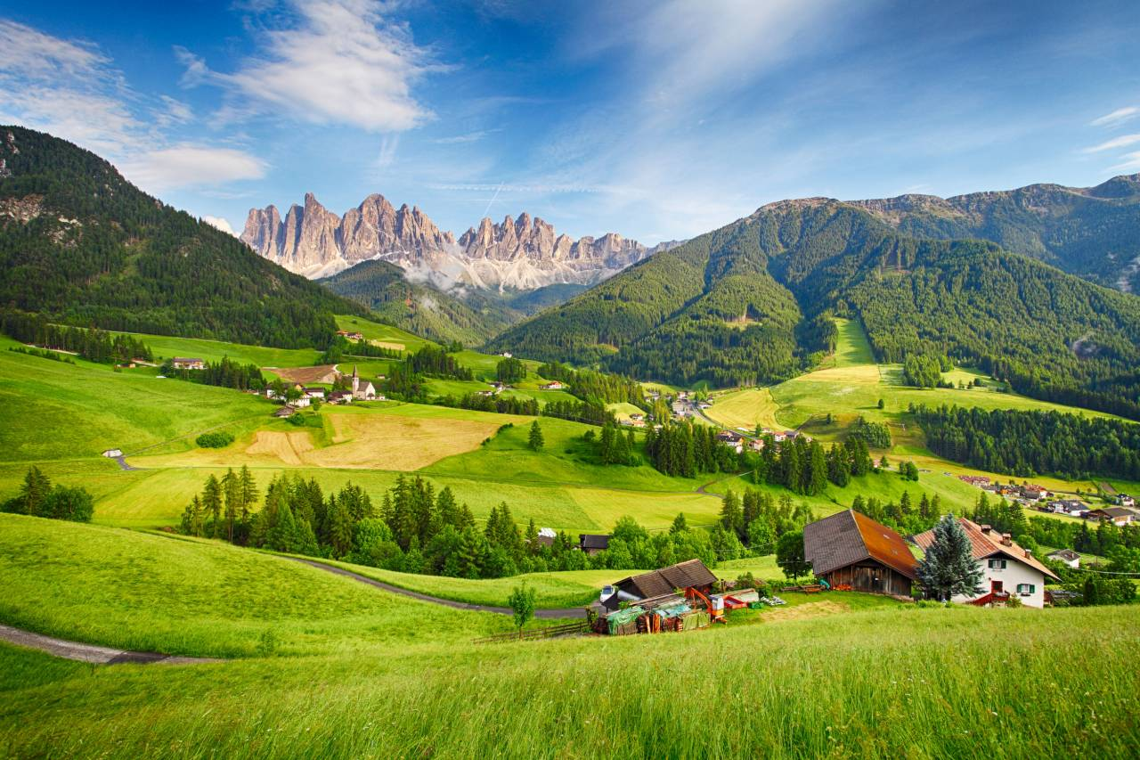 Il Trentino ed i suoi scrigni