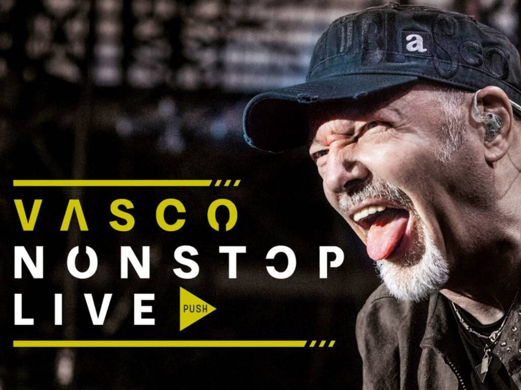 VASCO ROSSI - ROMA  NON STOP LIVE FESTIVAL